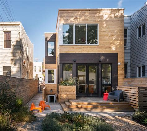 This Brooklyn Rowhouse Was Redesigned By Bfdo Architects