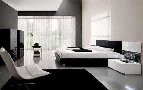 Schlafzimmer Gestalten Ideen Mit Schwarz Weiß