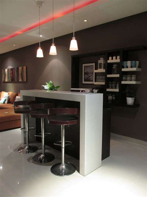 contemporary bars amazing parties bar designs homes source