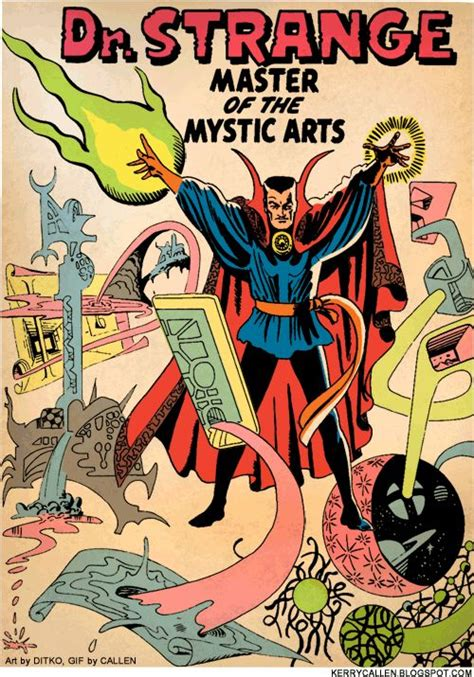 17 Best Images About Steve Ditko Art On Pinterest The