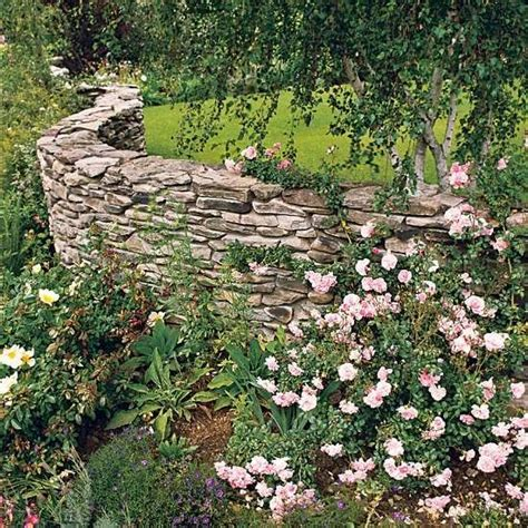 Garten Ideen Trockenmauer by Die Besten 25 Trockenmauer Bauen Ideen Auf