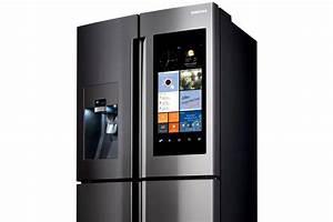 Samsung Kühlschrank Eiswürfel : quad core k hlschrank family hub mit tizen os ~ Michelbontemps.com Haus und Dekorationen