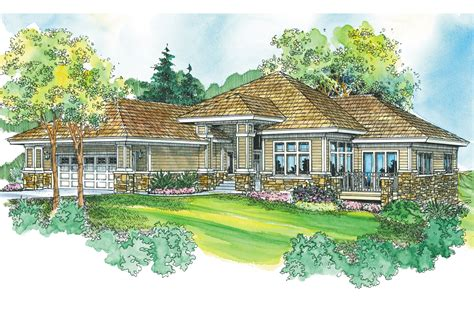 prairie style house plans ideas front elevation of house photo studio design gallery
