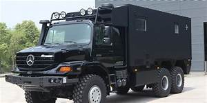 Garage Mercedes 95 : mercedes 6x6 camper armadillo specialty vehicles ltd would be nice for dipnet season garage ~ Gottalentnigeria.com Avis de Voitures