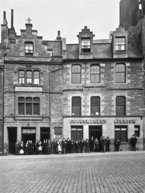 History The Grassmarket Mission