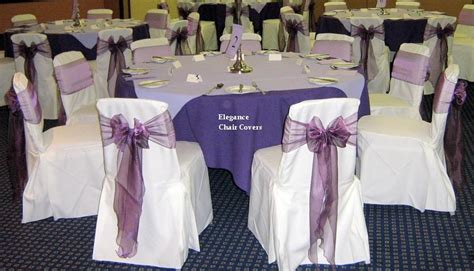 adopt elegance and style with low cost chair cover rentals