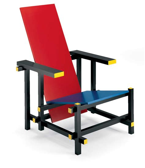 la chaise de rietveld malik gallery collection gerrit rietveld and blue chair