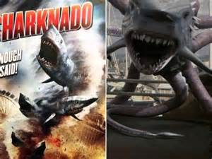 Sharktopus vs Sharknado