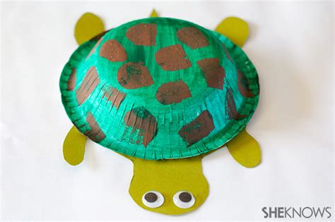 animal crafts you can make with your page 20 159 | t animal craft turtle kkosw8