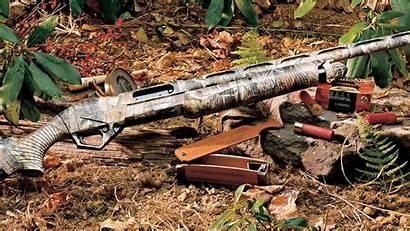 Hunting Shotgun Desktop Jungle Weapons Wallpapers Waterfowl