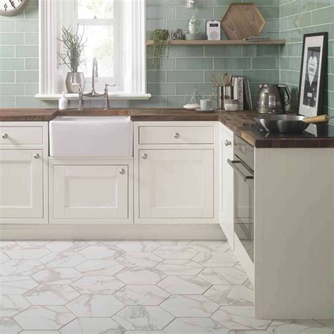 Kitchen Floor Tile Marble by Top 10 Hexagon Tiles Six Sided Style Walls And Floors