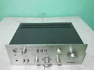 Amplificador Gradiente Funcionando  U3010 Ofertas Julio  U3011