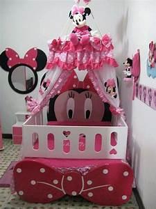 Minnie Mouse Möbel : cute minnie mouse bedroom mama co kinderm bel kinder m bel und kinderzimmer ~ A.2002-acura-tl-radio.info Haus und Dekorationen
