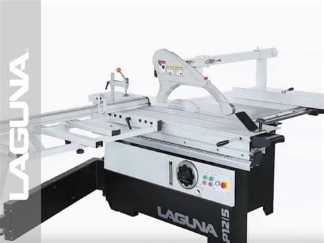 panelsaw p  woodworking laguna tools youtube