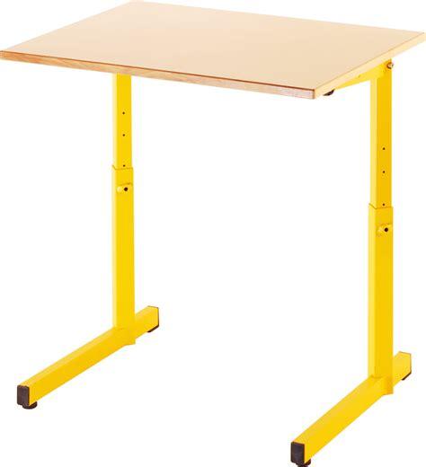 bureau profondeur 40 salle de cours mobilier de collectivités mobilier goz