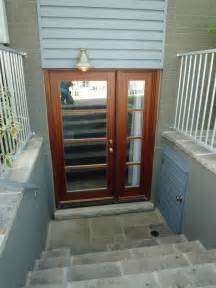 Outside Basement Door by Basement Entrance Design Home Decoration Live