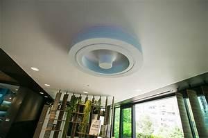 Dyson bladeless ceiling fan warisan lighting