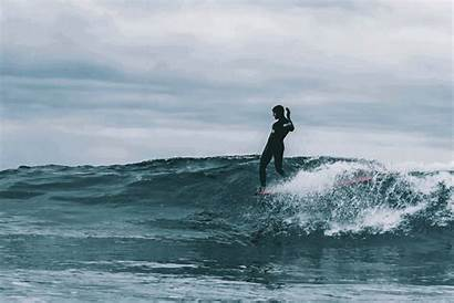 Waves Evan Hilton Surf Florida Giphy Surfing