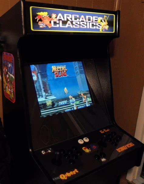 build mame cabinet 2014 flashbackgamer 187 mame arcade machine