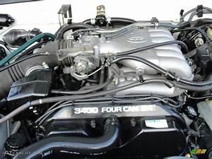 1998 Toyota 4runner Sr5 3 4 Liter Dohc 24