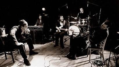 Band Rock Oasis Wallpapers Walkmen Members Background
