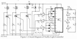 Traffic Light Controller  U2013 Electronics Project