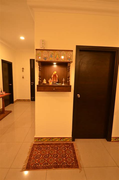 Interior Design For Mandir In Home by An Interior Designer Shares 10 Pooja Room Designs For Your