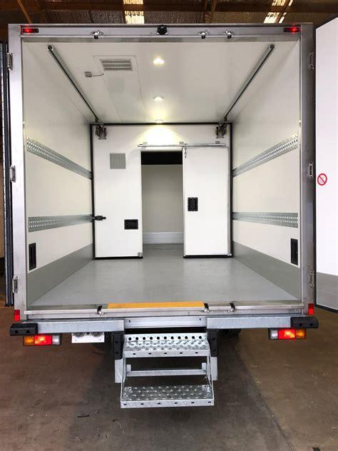 refrigerated truck bodies refrigerated truck body kits