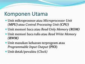 Ppt - Sist E M Mikroprosesor Powerpoint Presentation