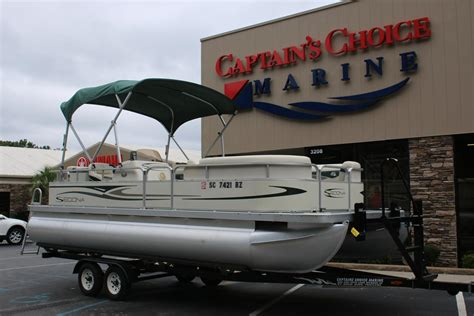 Used Pontoon Boats For Sale Columbia Sc by Used Pontoon Boats For Sale In South Carolina Boats