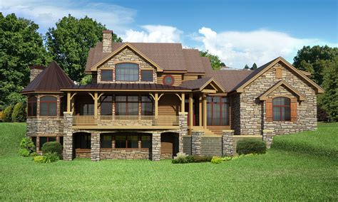 house plan    bdrm  sq ft craftsman home theplancollection