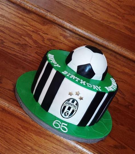 JUVENTUS SOCCER | Juventus soccer, Soccer ball cake, Juventus