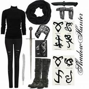 Pics For > Shadowhunter Gear Clary