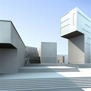 The Rooftop Design of Skyscraper A 3D Model Download,Free ...