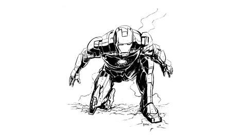 comics iron man wallpaper hd wallpaperwiki