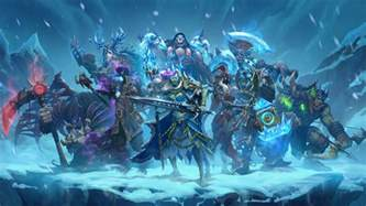 hearthstone knights of the frozen throne expansion