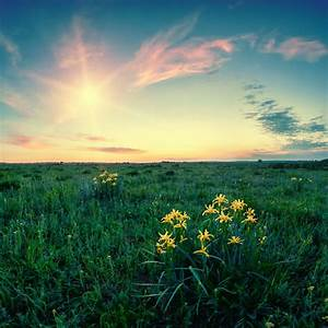 most beautiful scenery of nature Stock Photo 04 free download