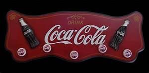 Coca Cola Möbel : coca cola wandgarderobe retrostil garderobe 180 m bel garderoben wandgarderoben ~ Indierocktalk.com Haus und Dekorationen