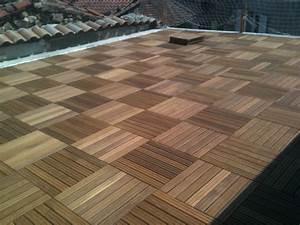 Terrasse En Caillebotis : mise en sc ne d une terrasse tanche saint etienne ~ Premium-room.com Idées de Décoration