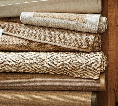 Rugs A Bound by Color Bound Earth Sisal Rug Chino Pottery Barn