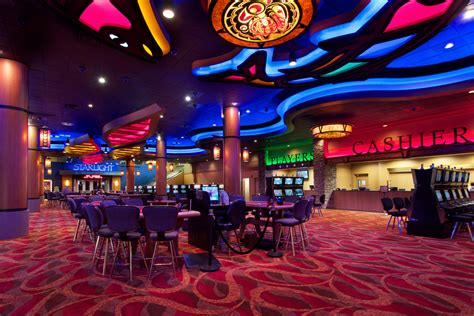 Little Creek Casino  Casino Design & Renovation By I5 Design