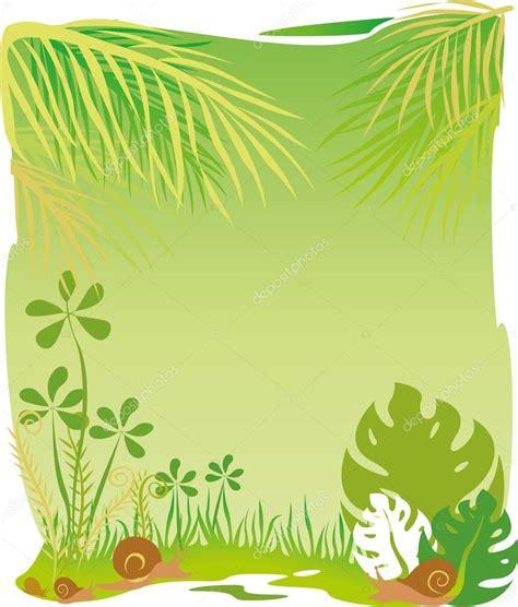 foto de Fundo verde da floresta Vetor de Stock © patrickma #26839025