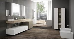 Tendance Carrelage Salle De Bain 2017 : salles de bain les tendances 2016 foire de paris ~ Farleysfitness.com Idées de Décoration