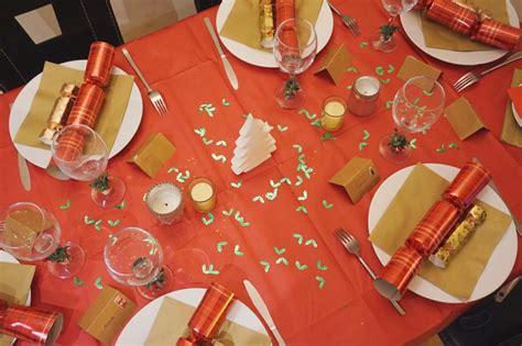 decoration de noel en anglais le repas de noel anglais