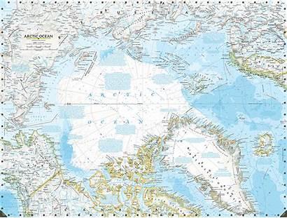 Geographic National Banquise Disparition Effrayante Arctique Pointe