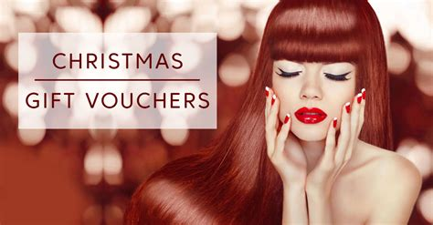 Hairstyle Voucher Christmas Gift Vouchers Offer My Hair Guru Salon In Paisley