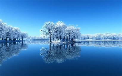January Sceneries Backgrounds Scenery Winter