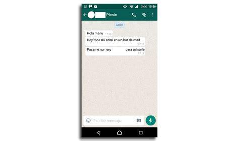 muy pronto en whatsapp tendremos capturas de pantalla