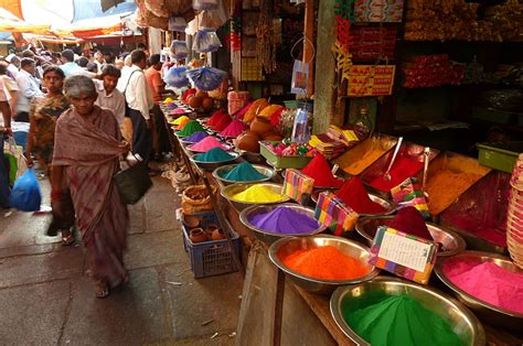 market colors colours holi at a market image courtesy