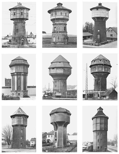 Bernd And Hilla Becher by Biography Documentary Architecture Photographers Bernd